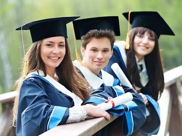 Торжественное посвящение в студенты!