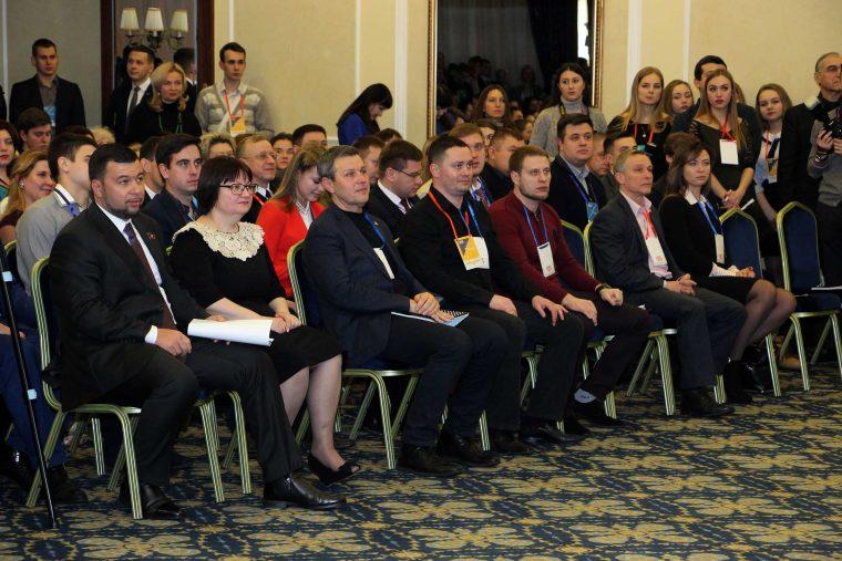ДАТ на Фестивале молодежи Донбасса