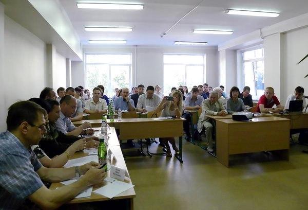 Представители разных государств представили аспекты инновационного развития транспортного комплекса на конференции в Донецкой академии транспорта