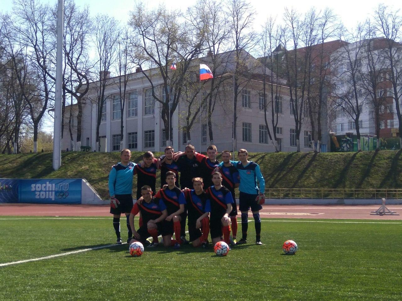 Поздравляем с завершением Чемпионата Академии по футболу!! Поздравляем с завершением Чемпионата Академии по футболу!!