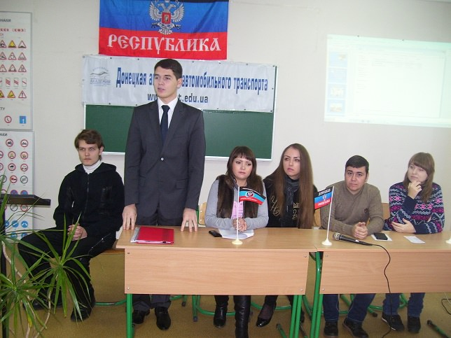 Прошли выборы Главы Студенческой Республики «ДААТ» и парламента СР «ДААТ» от ОД «За безопасность дорожного движения»!