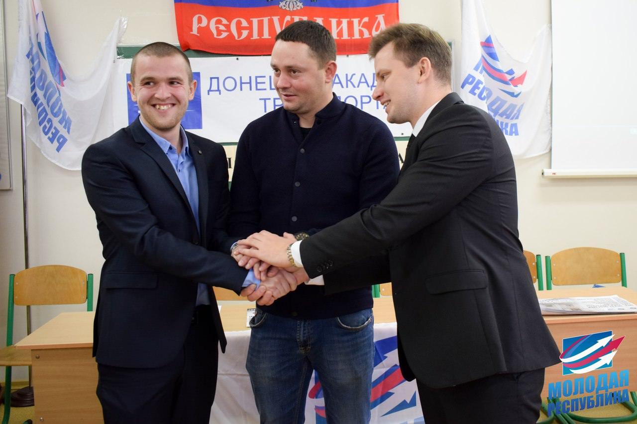 Выборы председателя первичной организации ОО «Молодая Республика»