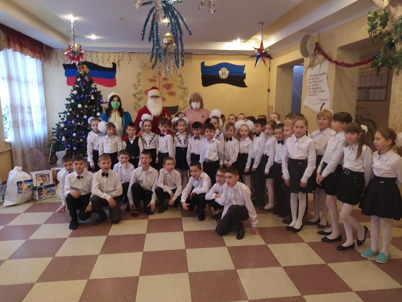 Акция «Сотвори добро!» ко Дню Святого Николая 2020